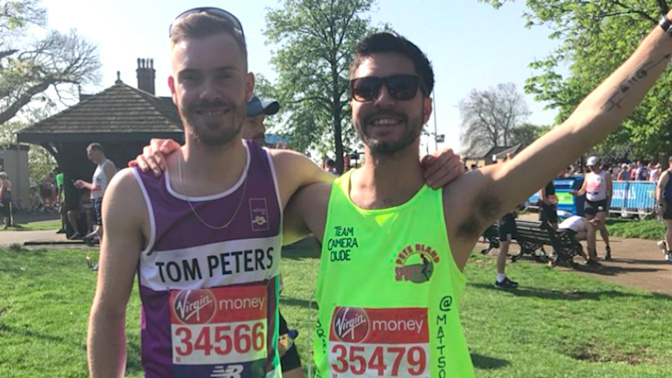 Masterchef star dies after London Marathon collapse