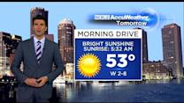 WBZ AccuWeather Evening Forecast For May 6