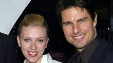 Scarlett Johansson denies ex-Scientologist's claim she 'auditioned' to be Tom Cruise's girlfriend