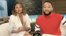 Chrissy Teigen and John Legend open up on their 'complete and utter grief' in 1st interview since pregnancy loss