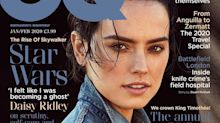 Daisy Ridley talks about filming 'The Rise Of Skywalker' after Carrie Fisher's death: 'It was definitely difficult'