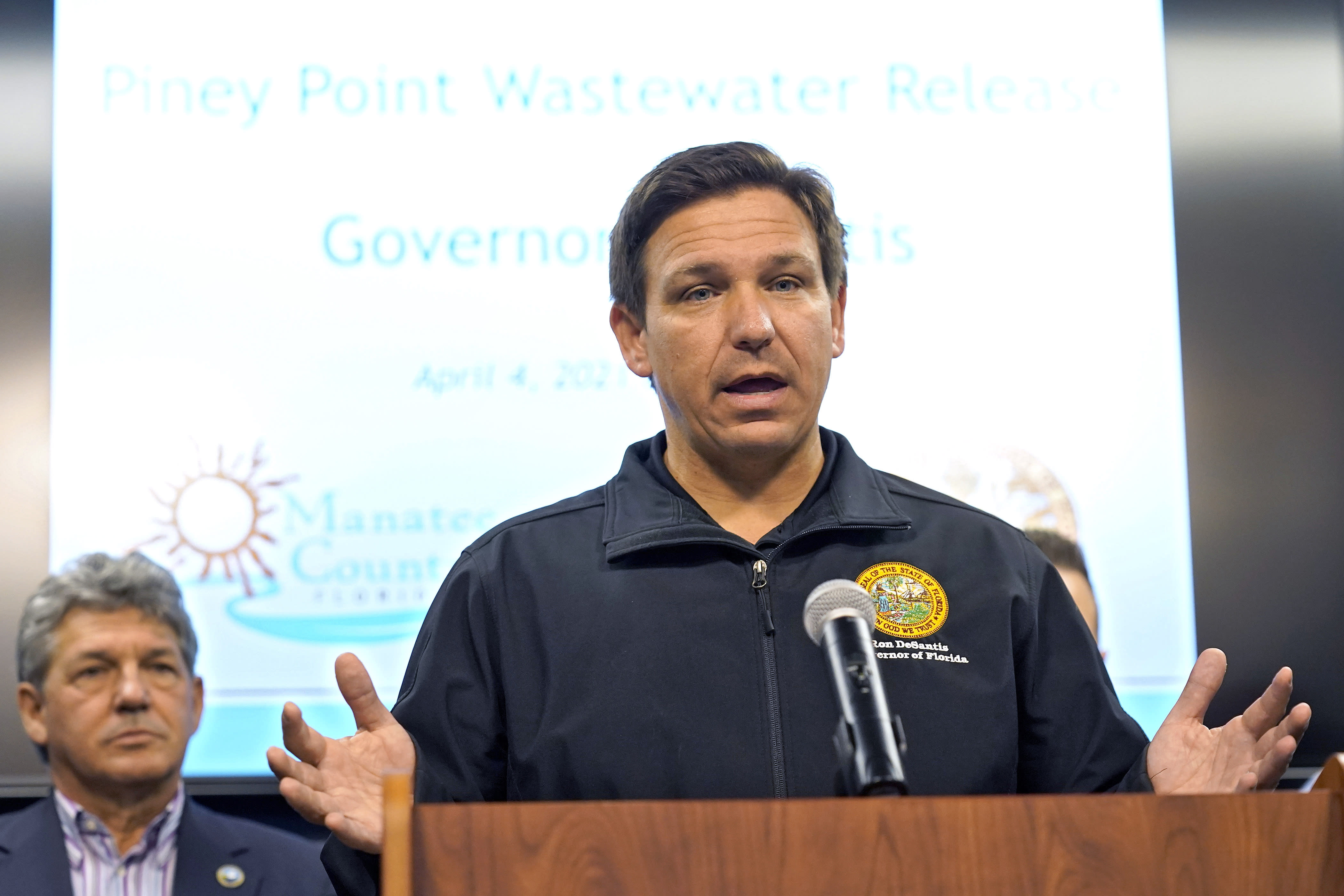 DeSantis signs Florida's anti-riot bill, cites Chauvin trial