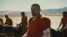 Nevada : Matthias Schoenaerts raconte son face à face avec un cheval sauvage