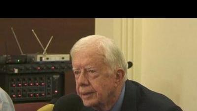 Carter says Bashir ready to pull troops from Abyei