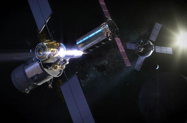 NASA warns Moon base plans might slip by a year