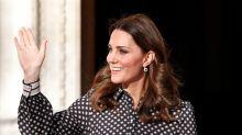 Pocos creerían que Kate Middleton ya tiene cinco meses de embarazo; mira sus fotos