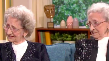95-year-old identical twins claim no sex and 'plenty of Guinness' are key to a long life