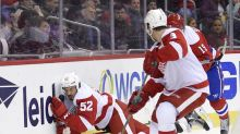 Red Wings' Jonathan Ericsson out for season as injuries pile up (Update)