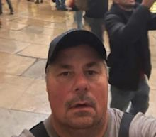 A retired NYC firefighter faces charges over the Capitol breach after texting his girlfriend's brother - a federal agent - a selfie from the riot