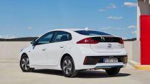 Hyundai speeds into green space