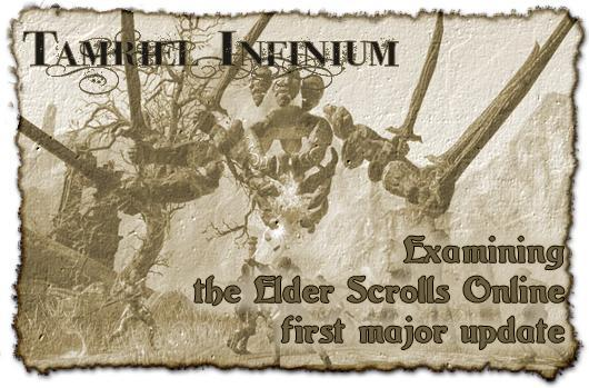 Tamriel Infinium: Examining Elder Scrolls Online's first major update