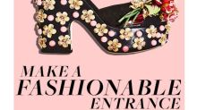 15 Spectacular Statement Heels For Making a Fashionable Entrance