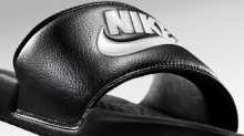 Men love wearing these best-selling Nike sandals — and they're on sale for $20