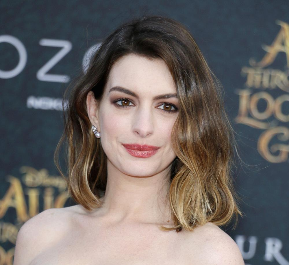 This Is Everything On Anne Hathaway's Current Reading List