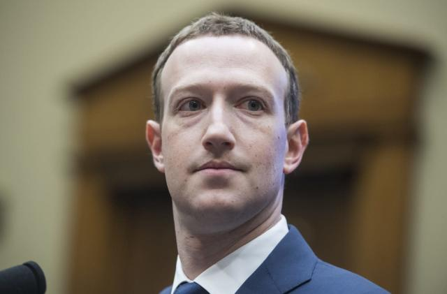 Fake Mark Zuckerbergs tried to scam Facebook users for cash