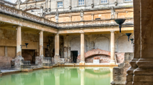 Ancient Baths Are Pretty, But Their Benefits Are Probably Bogus