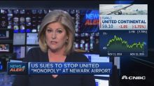 United's latest attempt to draw travelers to Newark: Helicopters