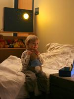 'Reverse Alarm Clock' keeps the kids in bed so you can party