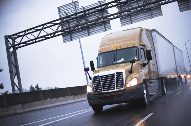 California's new emissions rules target diesel trucks and cargo ships