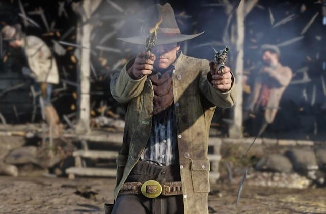 'Red Dead Redemption 2' will be a Google Stadia launch title