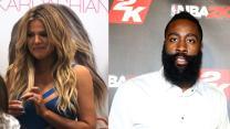 RADIO: Khloe Kardashian wants a kid with James Harden