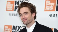 Twitter users 'cry tears of joy' over Robert Pattinson's new long blonde hair