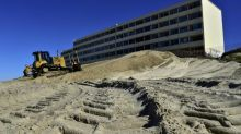 """Les propriétaires du """"Signal"""", immeuble symbole de l'érosion côtière, bientôt indemnisés"""