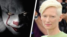 IT filmmakers considered Tilda Swinton for Pennywise