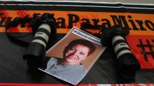 Mexican reporter's killer jailed for 50 years in rare judgment