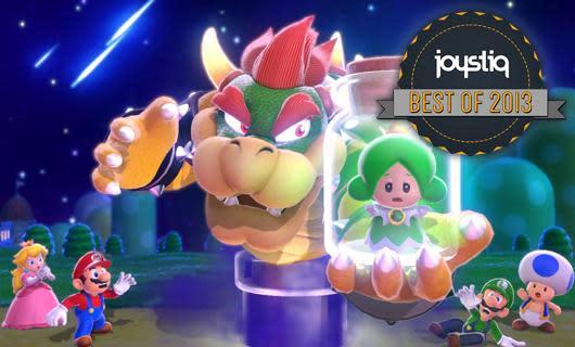 Joystiq Top 10 of 2013: Super Mario 3D World