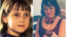 Así luce la niña de 'Matilda' 24 años después del estreno de la película