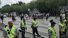 Photo of White Supremacist Rally in Washington DC Goes Viral on Reddit