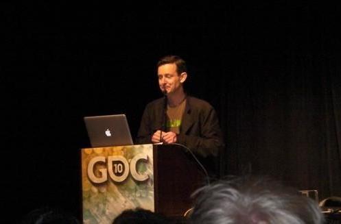 GDC 2010 Microtalks: Big ideas, tiny speeches