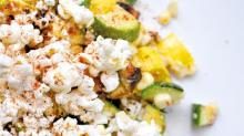 Charred Corn Salad from'Good and Cheap'