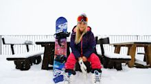 What does a Team GB snowboarder eat in the mountains? Winter Olympian Aimee Fuller reveals all