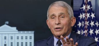 Fauci on surreal and alarming moments working for Trump