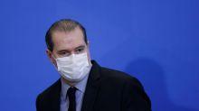 Presidente do STF é internado com pneumonite alérgica; teste de Covid-19 dá negativo