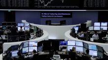 Acciones europeas tocan máximo de dos semanas por regreso de optimismo en el crecimiento