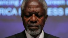 Factbox: Tributes laud Annan as man of peace and champion of rights