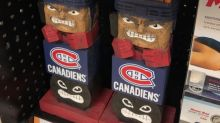 NHL totem poles called 'blatant cultural appropriation' pulled from some stores