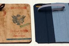 Portenzo Alano SLIM and HardBack wallet cases for iPhone 5c/5s