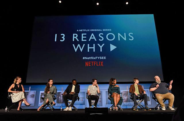 Netflix renews controversial '13 Reasons Why' for a third season