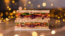 Pret has launched a new vegan Christmas sandwich