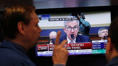 Stocks drift sideways ahead of Fed decision