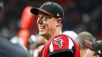 Falcons take brutal jab at Saints' NFC title loss