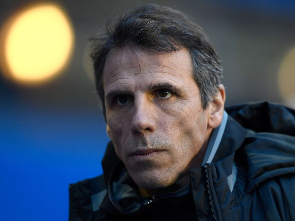 Gianfranco Zola has resigned as manager of Birmingham City after winning just two of their last 24 games: Getty