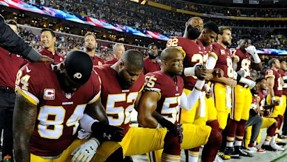 How should fans handle NFL's anthem protests?