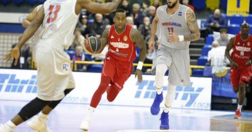 Basket - Pro A - Monaco renverse le Paris-Levallois et cadenasse la première place