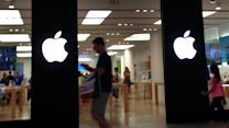 Apple iPhone Sales Top Expectations