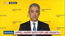 Deutsche Post CEO on Earnings, DHL, Pricing, Trade Tensions